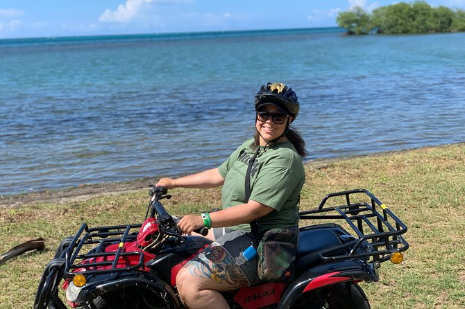 Roatan ATV Trails Excursion