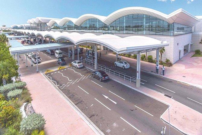 Shared Round-Trip Transportation: Sir Lynden Pindling Airport