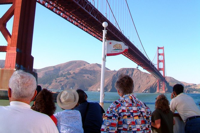 Straight to the Gate Access: Golden Gate Bay Cruise photo 10