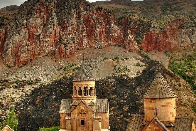 4 Days Armenia Tour From Tbilisi