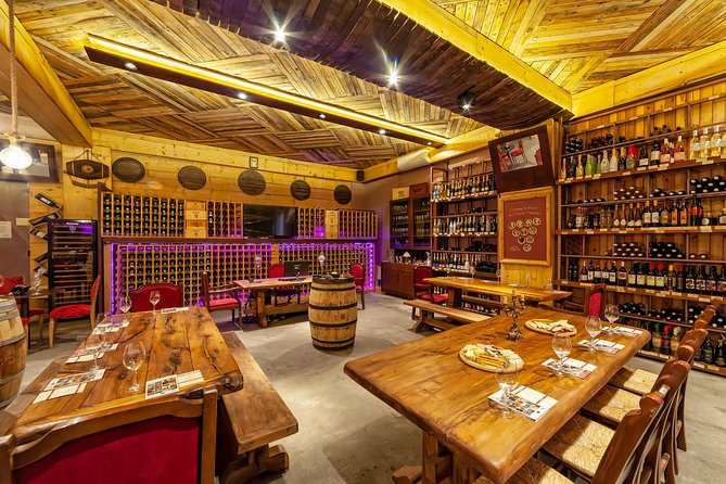 Rethymno: Wine Tasting at The Cretan House of Wine