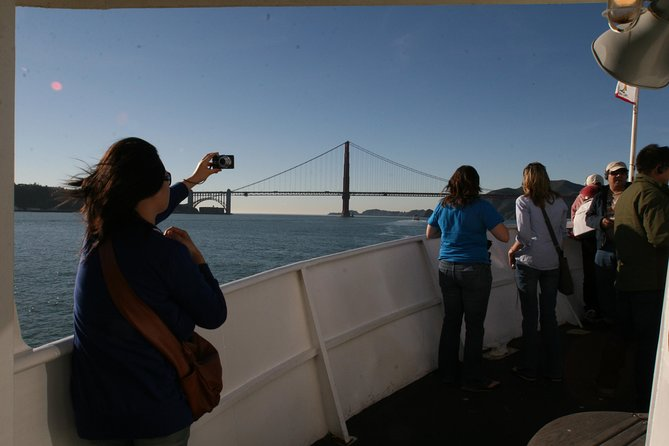Straight to the Gate Access: Golden Gate Bay Cruise photo 2