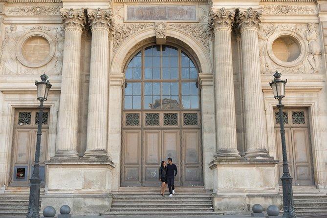 Discover Paris via your private photo session - 30 minutes