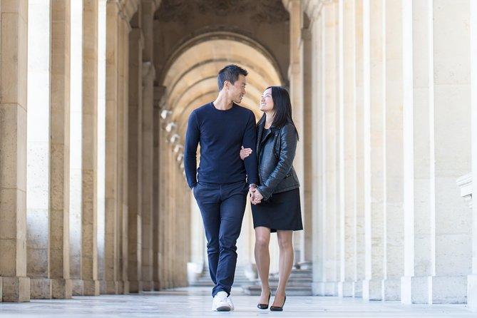 Discover Paris via your private photo session