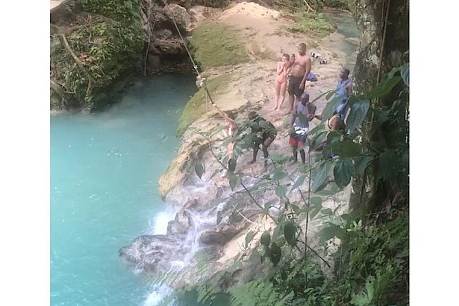 The Adventure & Fun of Blue Hole (Private Tour)