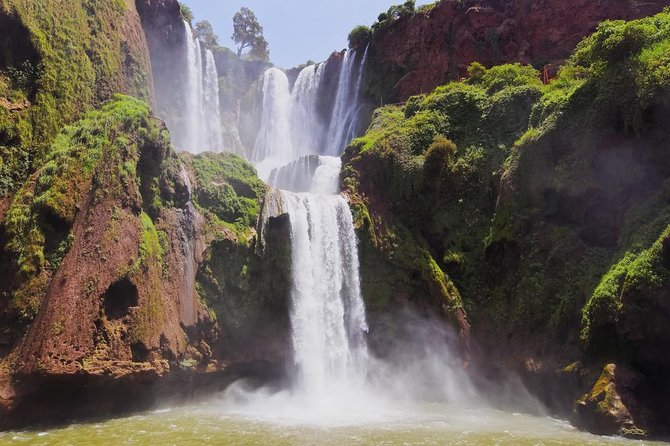 Day Trip to Ouzoud WatterFalls from Marrakech: Shared