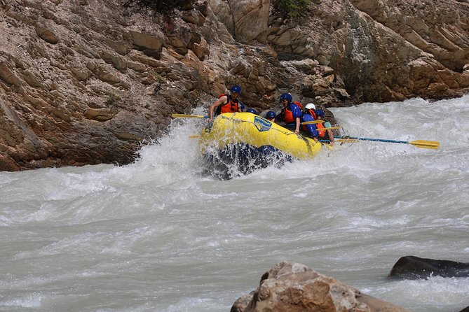 Whitewater Rafting on Kicking Horse River Including Lunch photo 3