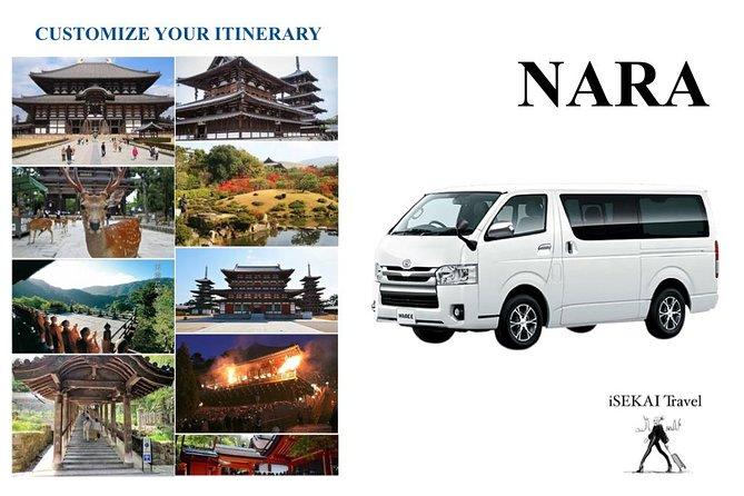 NARA by Minivan Toyota HIACE 2019 Customize Your Itinerary