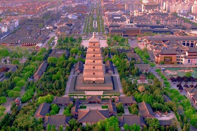 1 Day Xian Group Tour: City Highlights