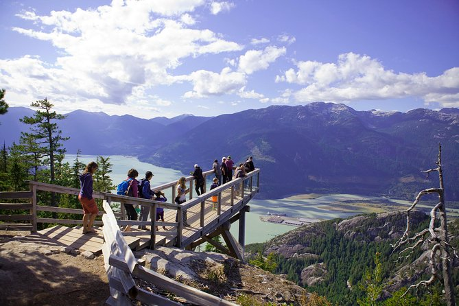 Capilano Bridge and Sea to Sky Gondola Private Tour