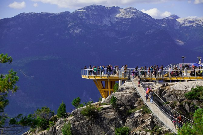 Capilano Bridge and Sea to Sky Gondola Private Tour photo 3