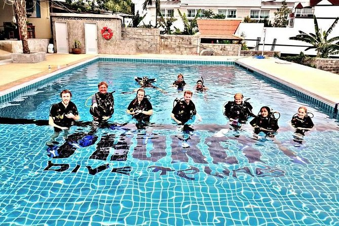 Scuba diving lesson for beginners (1 hour ) photo 12