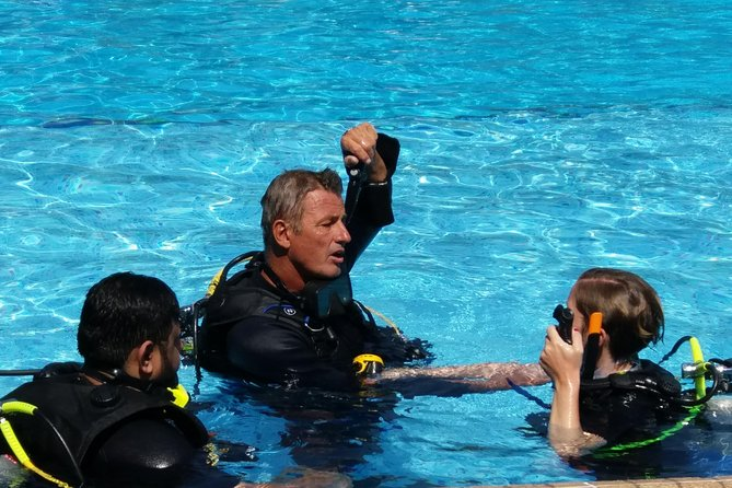 Scuba diving lesson for beginners (1 hour ) photo 7