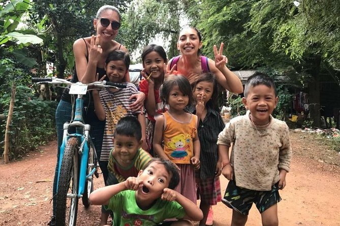Half day morning bicycle tour to Explore local livelihood and test local snacks