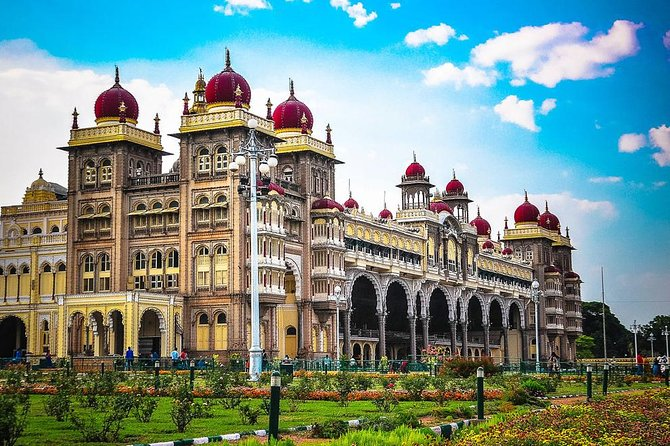 Full day tour of Mysore and Srirangapatna from Bangalore