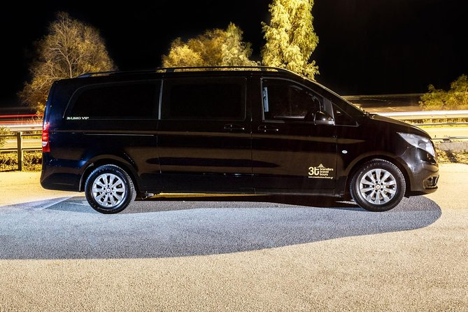 Athens Airport Minivan Transfer to Nafplio - Private for up to 8 passengers