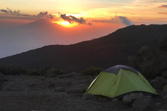 7 Days Kilimanjaro Rongai Route Program