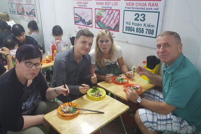 Small-group Hanoi Street Food Walking Tour