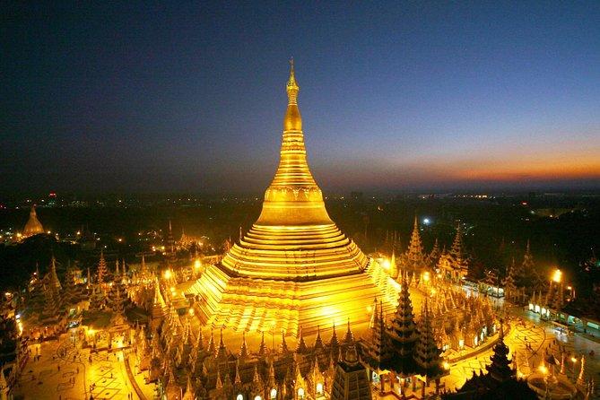 Treasures of Myanmar on the road 8 days