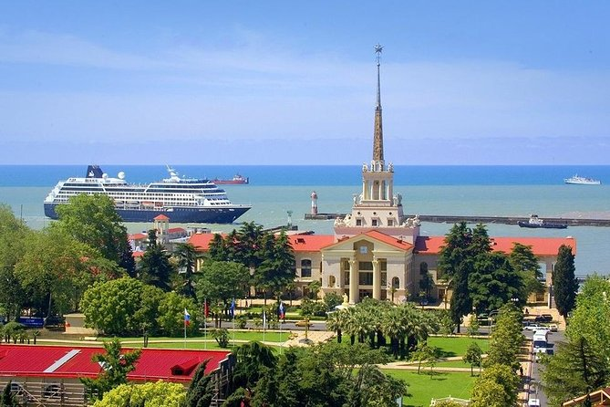 Discover the secrets of Sochi on the shore Excursion Private Tour