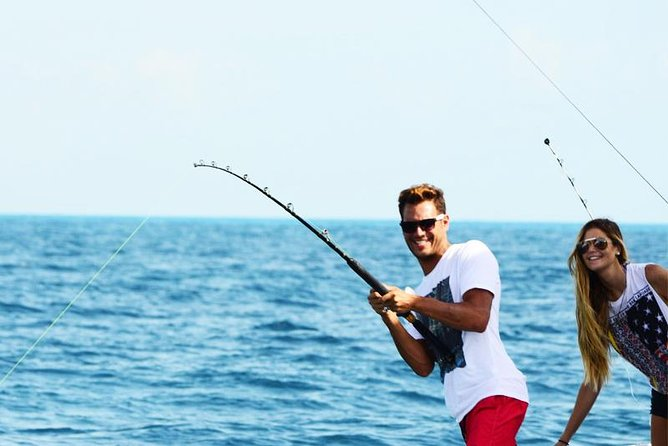 Fun Fishing from Larnaca