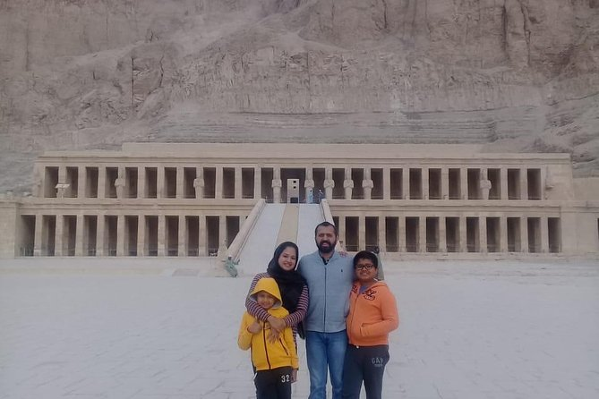 Best Luxor Day Tour Visit East And West Nile Banks