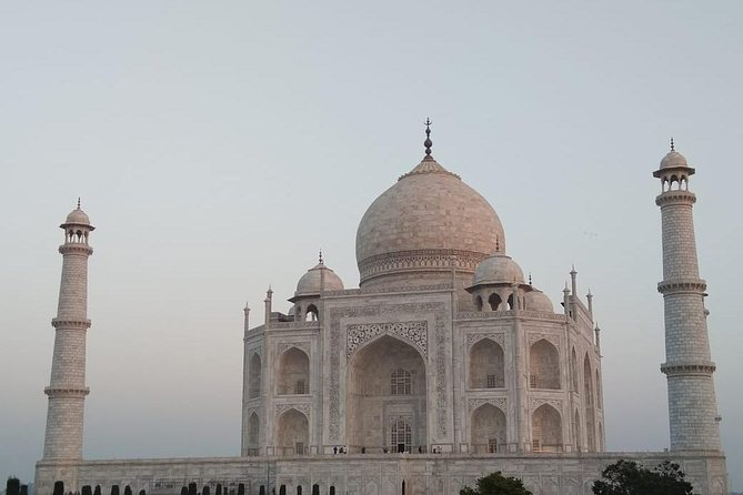 Delhi to Agra , Taj Mahal at Sunrise Day-Trip