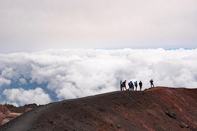 Excursion Trekking Etna Nord