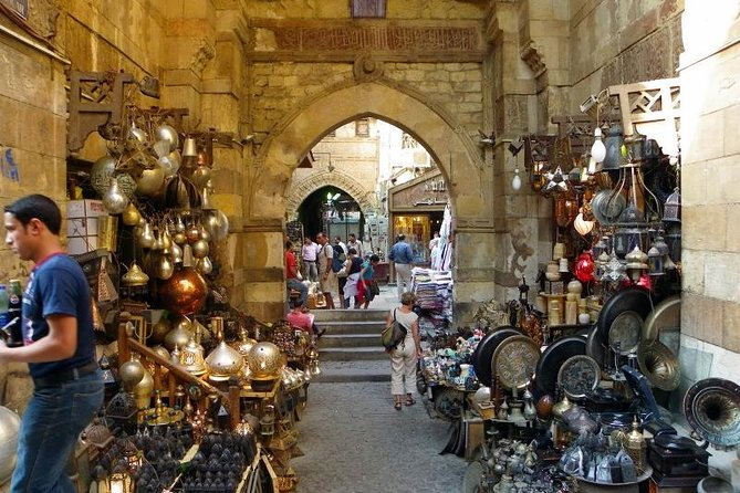Tour to Al-Azhar Mosque and Islamic sites