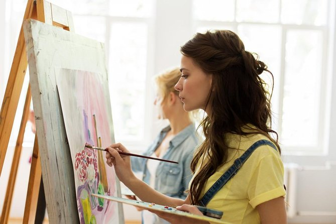Learn to Sculpt or Paint in a Private Florence Art Studio