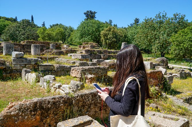 Ancient Agora of Athens: Audio Tour on Your Phone (no ticket)