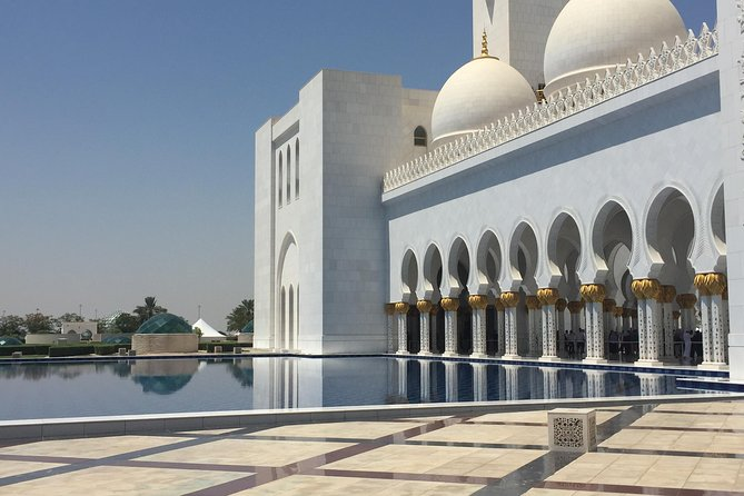 Private Abu Dhabi Tour From Dubai Hotels ( 10 Hours Tour )