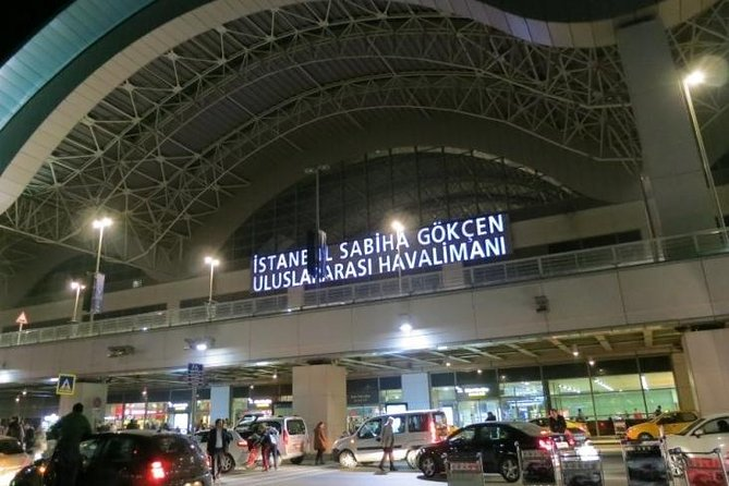 Asian Side of Istanbul Hotels to Istanbul Sabiha Gokcen Airport photo 8