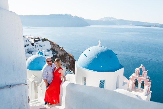 Santorini Private Photo Tour (Full Day) - 6Hours