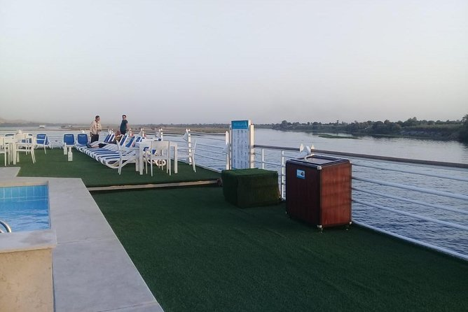 4 Days Nile Cruise luxor.Aswan.abu simbel with sleeping Train Tickets from Cairo