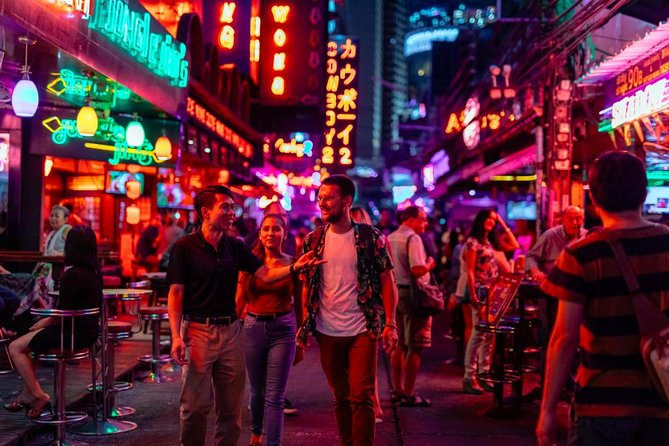 Withlocals Bangkok Nightlife Safe & PRIVATE Tour with a Local Expert