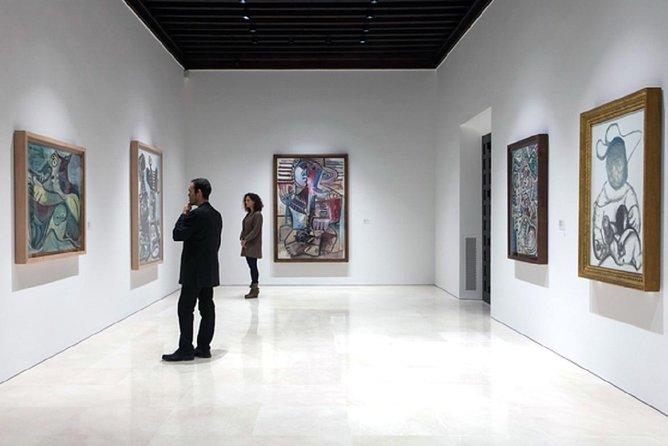 Rondleiding door museum Picasso
