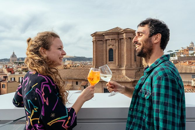 Rooftops & Views of Rome: Private Aperitivo Tour