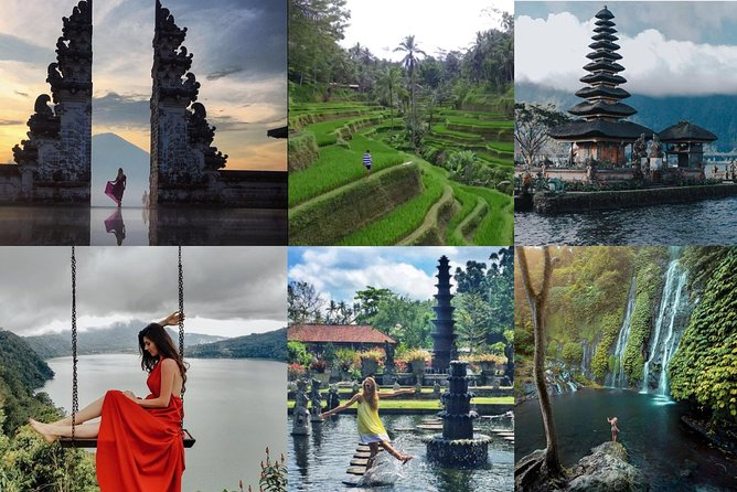 Bali Individual Route With Private English Speaking Driver