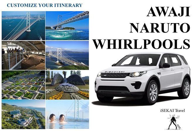 AWAJI ISLAND by Land Rover Discovery Sport 2018 Customize Your Itinerary
