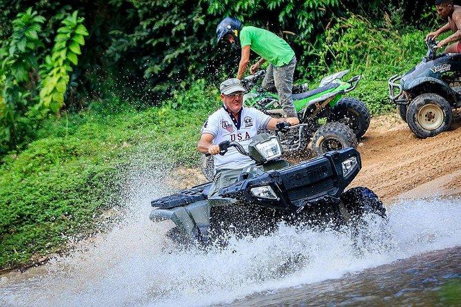Koh Samui ATV Quad Bike Safari