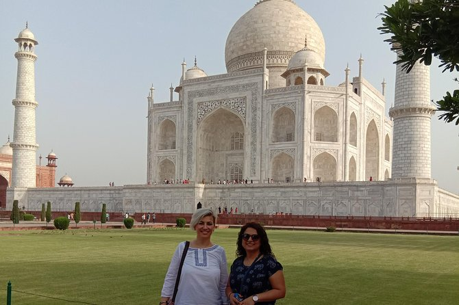 Same Day Taj Mahal Trip With Lunch