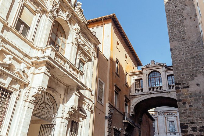 Historic Neighbourhoods: Jewish Quarter & Trastevere Private Tour photo 6