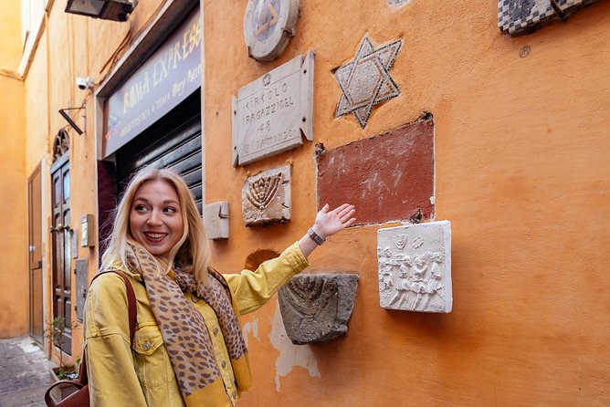 Historic Neighbourhoods: Jewish Quarter & Trastevere Private Tour photo 1