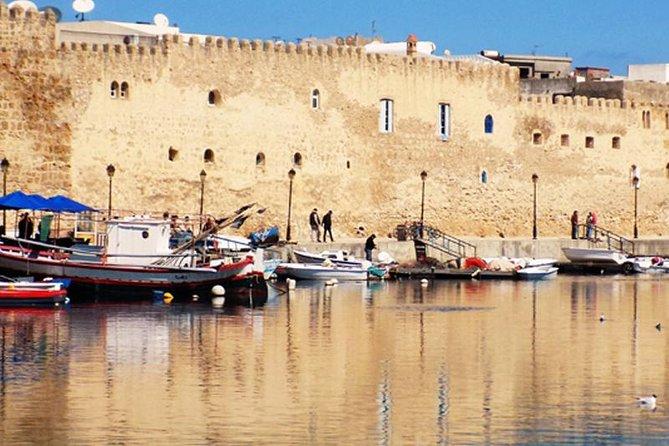 North Africa Tour: Utique Punic -Medina of Bizerte- Ichkeul park (UNESCO site)