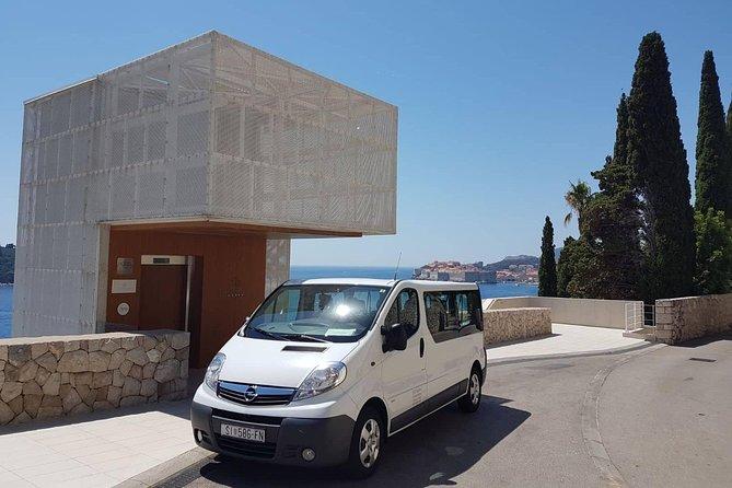 Airport transfer from Split to Šibenik or vice versa