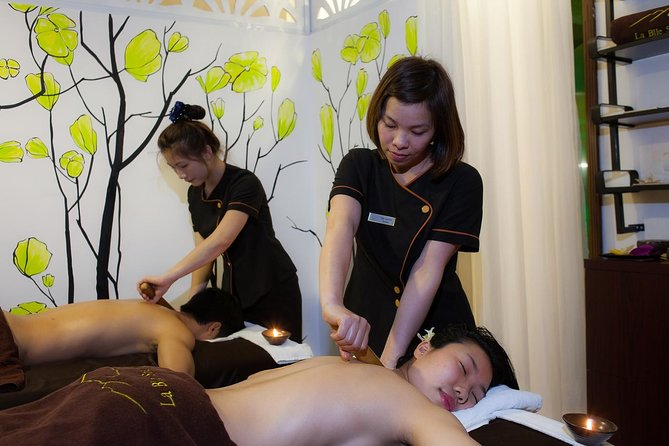 La Belle Signature Bamboo Massage