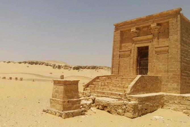 El Minya Day Tour from Cairo by car photo 2