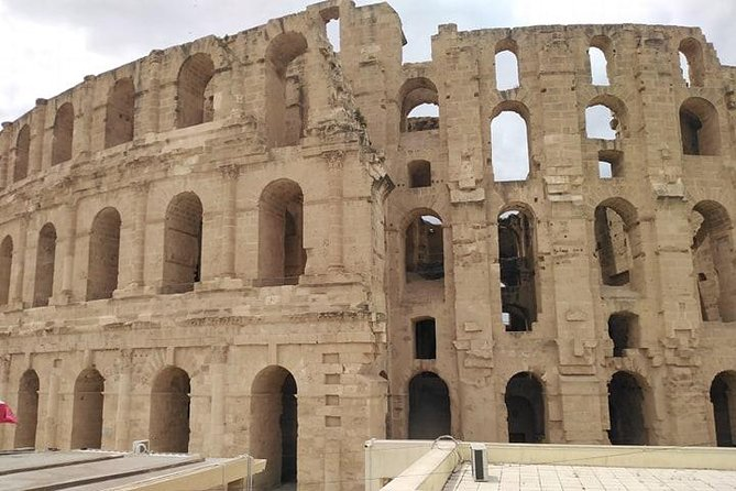 Kairouan Tour, Colosseum of El Djem and Monastir (Without professional guide)