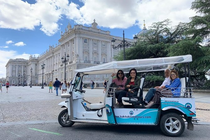 The Best way To discover Madrid
